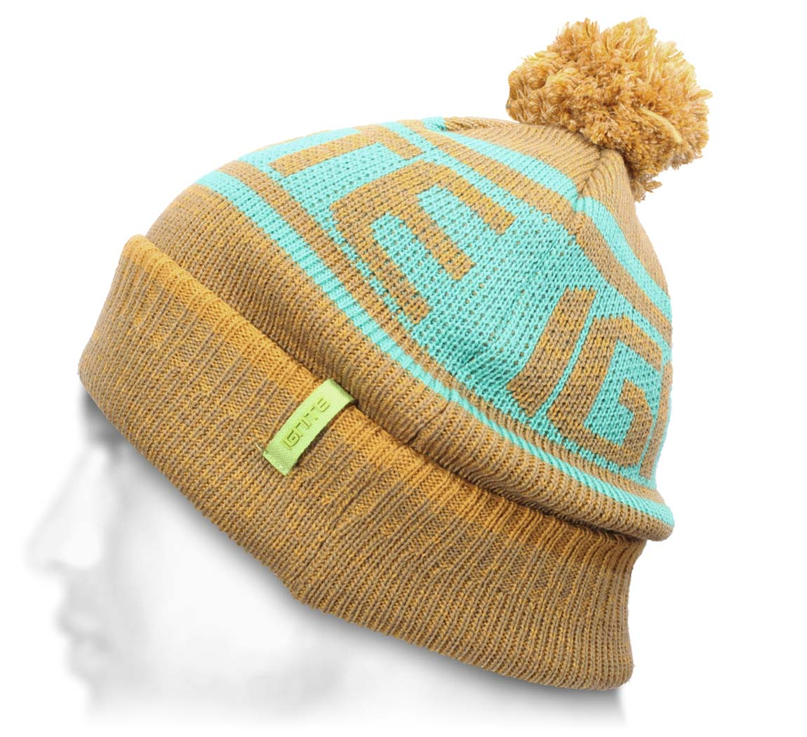 Bonnet chic Snow School